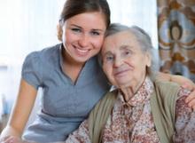 Заботиться  о  старшем  поколении  ПРЕСТИЖНО и   НЕДОРОГО